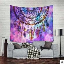 India elefante campanas de viento impreso mandala tapiz tapiz colcha toalla cappa playa de bohemia boho gitana yoga mat manta