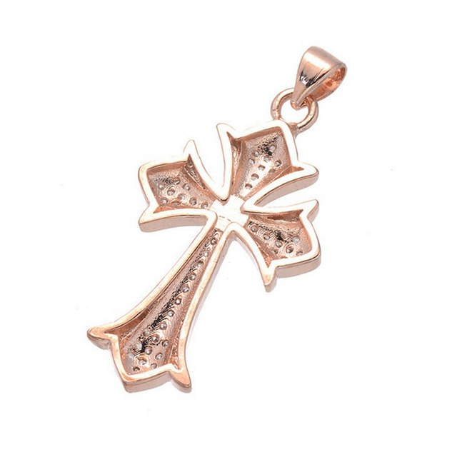 Online shop newest micro pave zircon religious cross charms pendants newest micro pave zircon religious cross charms pendants metal copper trendy jewelry crosses for necklace jewelry making aloadofball Images