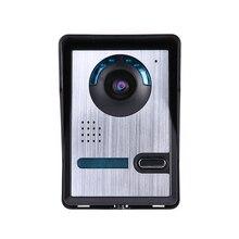 Водонепроницаемый Wireless WIFI Видео Домофон Крытый Монитор Ясно Ночного Видения многоязычная поддержка Домашней Беспроводной Дверной Звонок