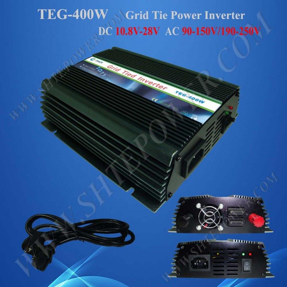 micro solar power inverter 400w 12v 24v dc to 110v ac solar inverter pv inverters