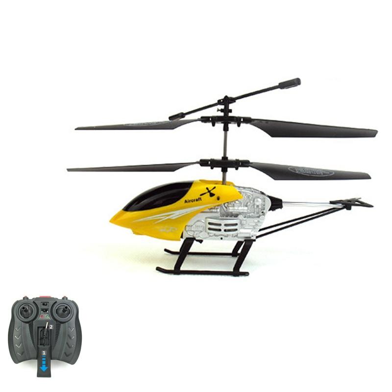 Top High Quality 4G font b RC b font font b Helicopter b font 2ch Single