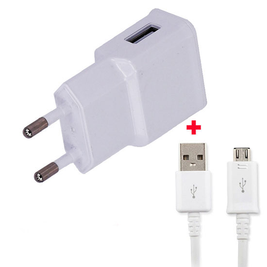 2A EU Plug Adapter Mobile Phone Charger+<font><b>USB</b></font> Data Cable For HTC One S9,Asus <font><b>Zenfone</b></font> <font><b>Go</b></font> <font><b>ZB551KL</b></font>,For Lenovo Vibe C,K8/K8 PLUS image