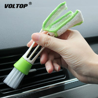 car air outlet Car Cleaning Tools Wash Brush Interior Accessories Air Conditioning Air Outlet Dashboard Remove Dust (1)