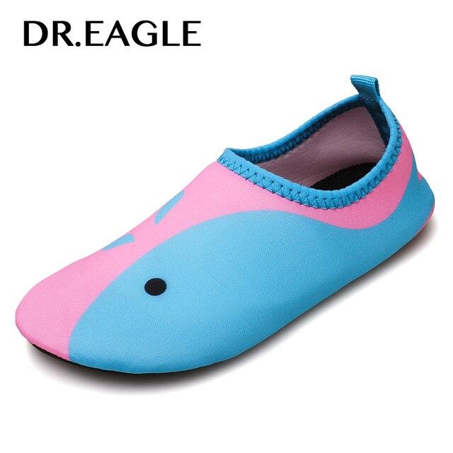 2b2abe34df51 EAGLE Socks sneaker in fish slippers surf beach aqua shoes kids swimming  sea boys girls wading swim water shoes children