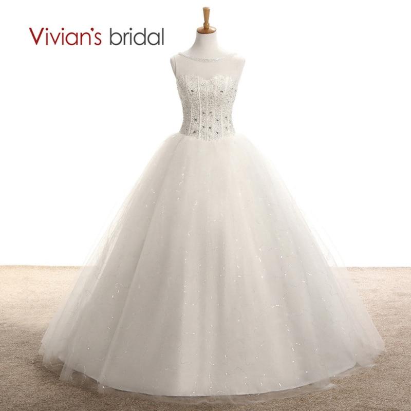 Vivian Wedding Gown: Aliexpress.com : Buy Vivian's Bridal Sequin Ball Gown