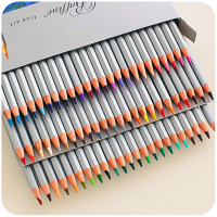 Marco 72pcs Color Pencil Painting Set lapis de cor Non toxic Lead free Oily Colored Pencil Writing Pen Office & School Supplies