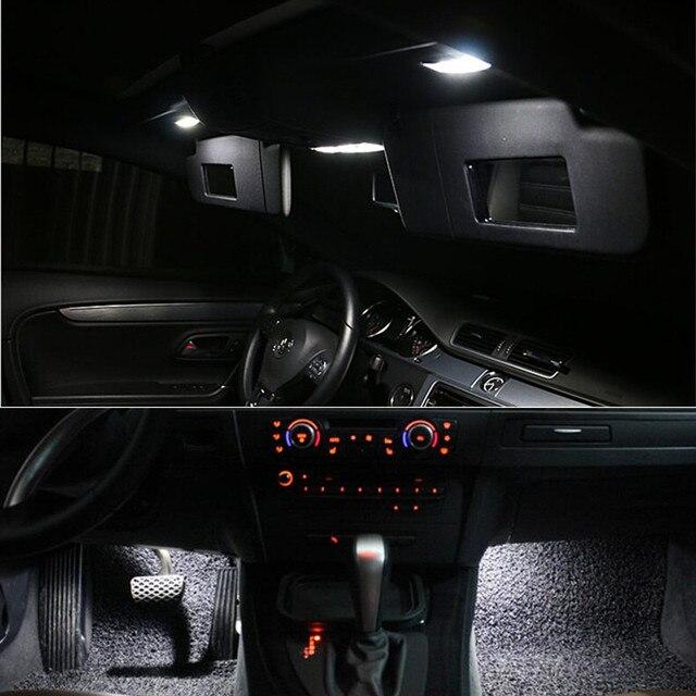 12v 11pcs Canbus For Volkswagen VW Passat B6 LED Interior