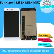 M&Sen For Xiaomi Mi 5X Mi5X M5X A1 LCD Screen Display+Touch Screen Digitizer For Xiaomi Mi 5X Mi5X M5X A1 Assembly Lcd Display(China)