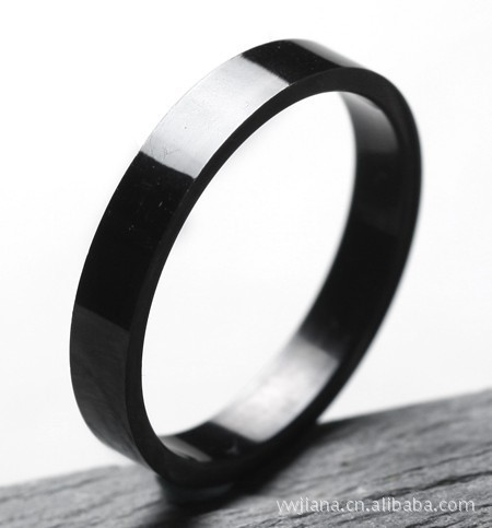 Compare Prices on Black Titanium Ring Online ShoppingBuy Low