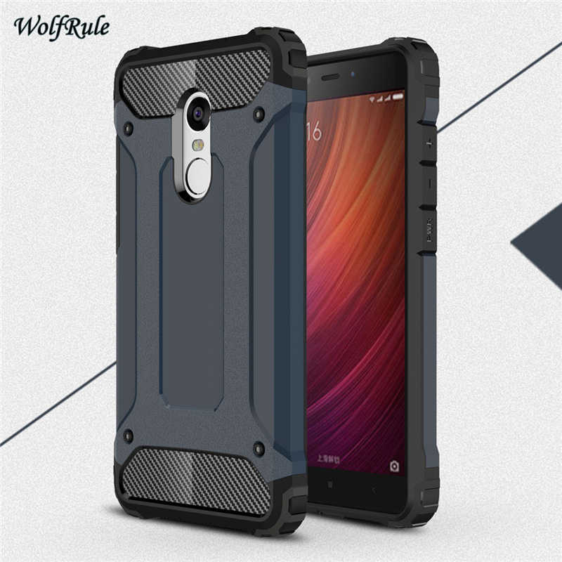 For Case Xiaomi Redmi Note 4 Cover Business Style Silicone & Plastic Case For Xiaomi Redmi Note 4 Case For Redmi Note 4 Pro 4x