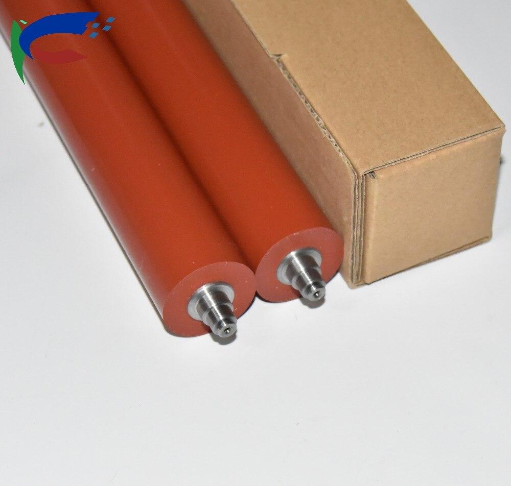 KM3050 KM4050 KM5050 Lower Fuser Sleeved Roller for Kyocera Mita KM 3050 4050 5050 Pressure Roller 302GR94280 2GR94280 1pcs km3035 drum blade for kyocera km 3035 4035 5035 3050 4050 5050 copier spare part