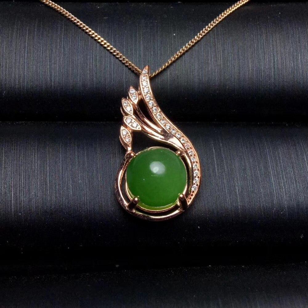 Green jasper long necklace by madebymargie1 on Etsy  |Green Jasper Jewelry