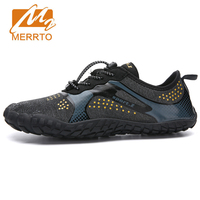 Unisex Summer Barefoot Five Fingers Shoes Swimming Water Breathable Shoes Lightweight Quick Aqua Shoes Fitness Sports Sneakers
