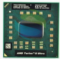 AMD Turion II Ultra Dual-Core Mobile M600 TMM600DBO23GQ 2.4G 2M cpu latop processor Socket S1