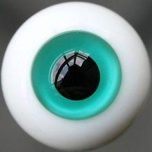 [Wamami] 18 мм зеленый для BJD куклы Dollfie стеклянные глаза наряд
