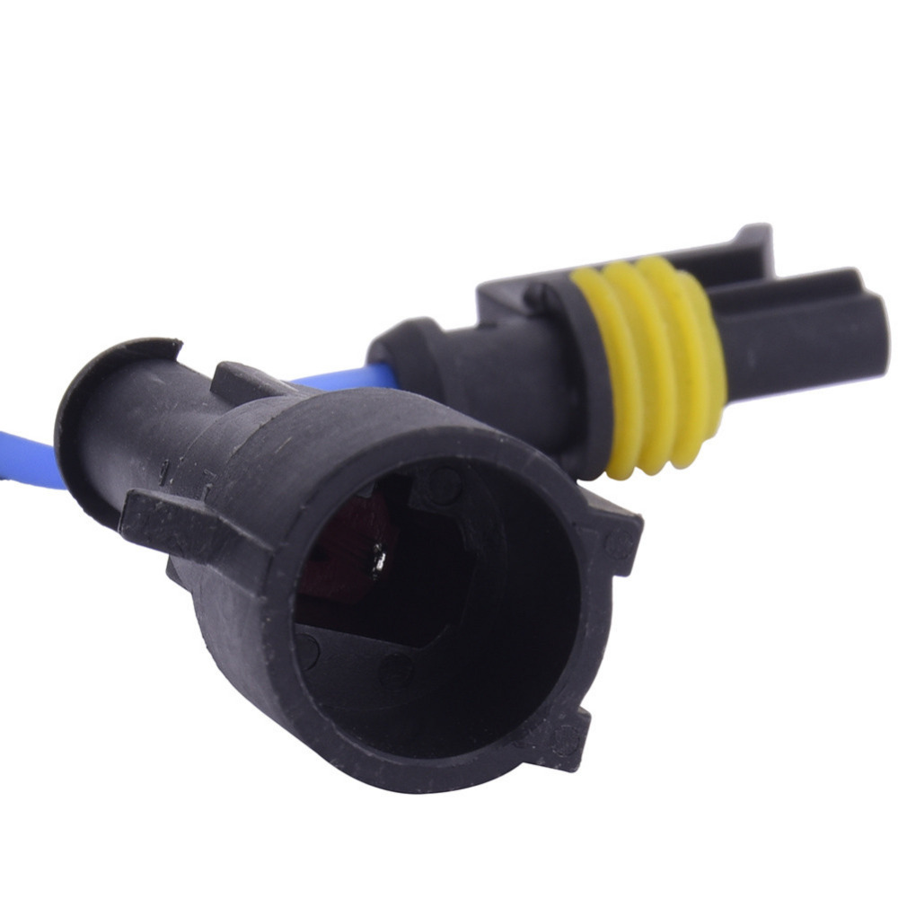Buy Car Motorcycle Hid Extension Wire 23000v High Voltage Wiring Harness Connector Cable Kit 50cm Ballast From Reliable