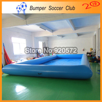 Free Shipping Free Pump Outdoor Inflatable Water Games PVC Tarpaulin Large Inflatable Swimming Pool For Adult and Kids