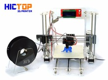 HIC Transparent Nice-appearance Digital 3D Printer, Acrylic 3D Printer for sale