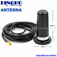 4G Multi Band 806 960 1710 2700MHz NMO Connector Mini Gsm Car Magnetic Base Antenna