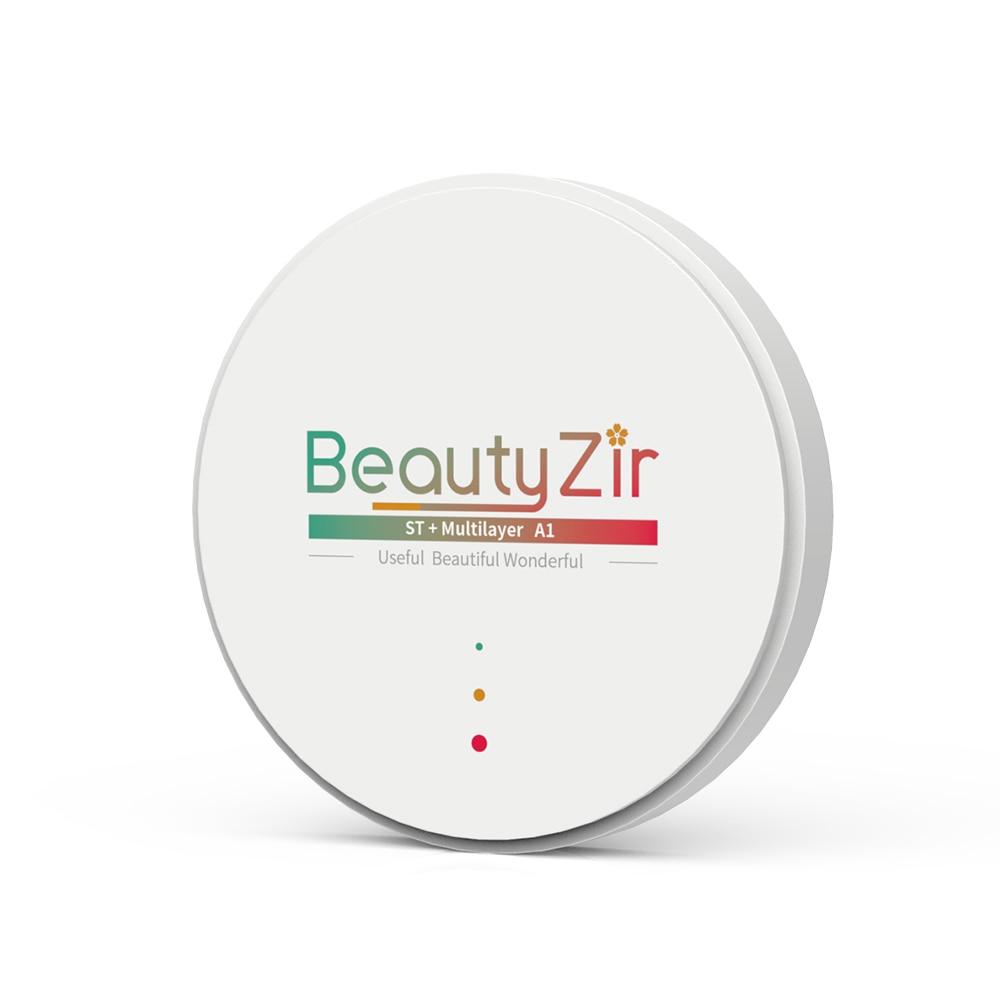 Güzellik ve Sağlık'ten Diş Beyazlatma'de Çok katmanlı diş zirkonya boş çapı 98mm süper translucency diş zirkonya diskleri'da  Grup 1