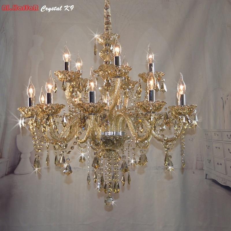 Lustres de cristal de iluminação sala Modelo Número : 88888