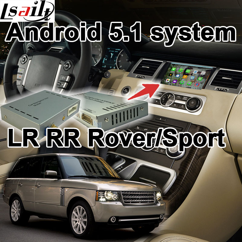 Android Gps Navigation Box For Jaguar Xj Xf Xk Etc Video Interface