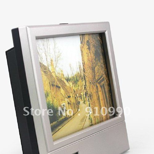Frame Decor Digital Home Desk Alarm Clock for Free Shipping