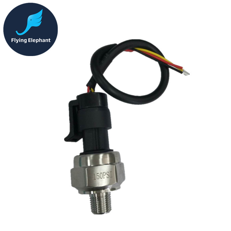 цена на Pressure Sensor Hydraulic Pressure Transmitter Air compressor 60PSI~500PSI NPT1/8'' OR NPT1/4'' Thread