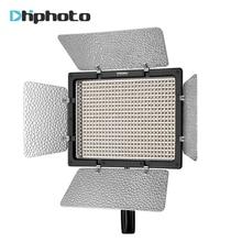YONGNUO YN600 светодиодные лампы видео Панель YN600L 5500K