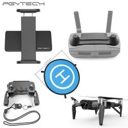 PGYTECH Extended Landing Gear + 55cm landing pad +Remote Control (Thumb Stick,Pad Mobile Phone Holder,Lanyard) for DJI Mavic AIR