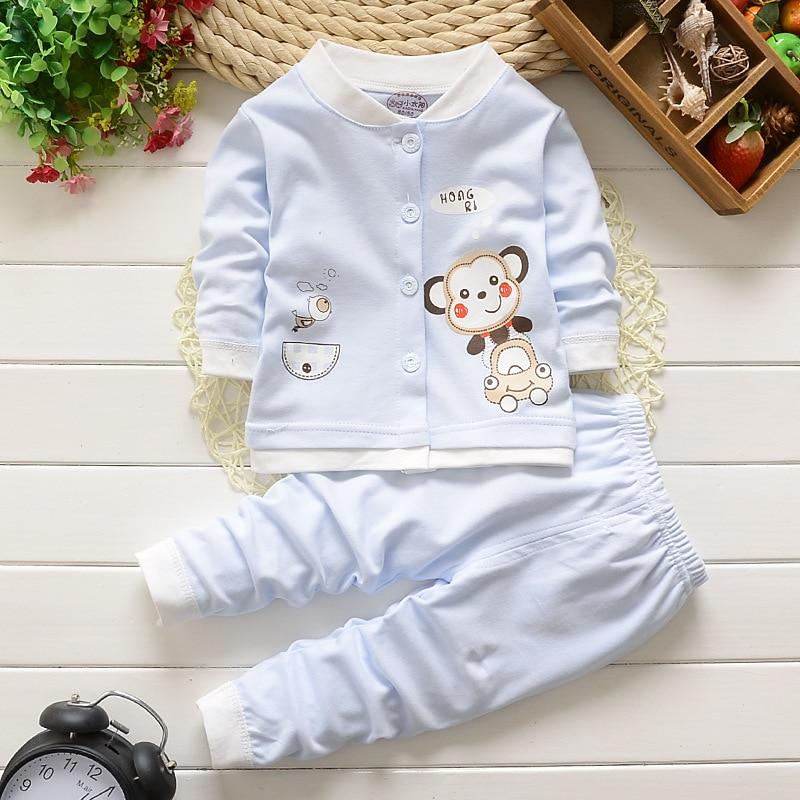 600f379ae BibiCola baby clothing sets autumn winter cartoon warm baby s set ...