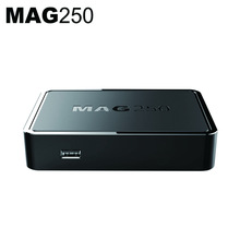 Mag 250 Linux IPTV TV Box Linux Operating System IPTV Set Top Box Not Include IPTV Account Mag 250 TV Box Mag250 Server Box