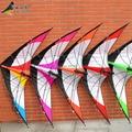 O Envio gratuito de Diversão Ao Ar Livre Sports1.8m Parece Ótimo Para Iniciantes Então Voando Stunt Kite Factory Outlet Rápida