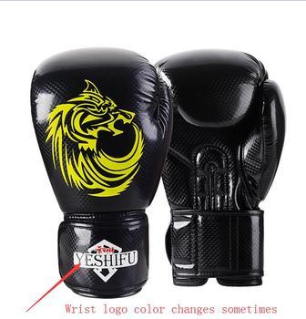 Bambini Adulti Drago Sparring Muay Thai Guantoni Da Boxe Arti Marziali Guanti Mezzi Punch Attrezzature Per L'allenamento Grappling Wushu Gear 2019 DEO