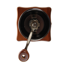 Manual Mini Wooden Coffee Bean grinder