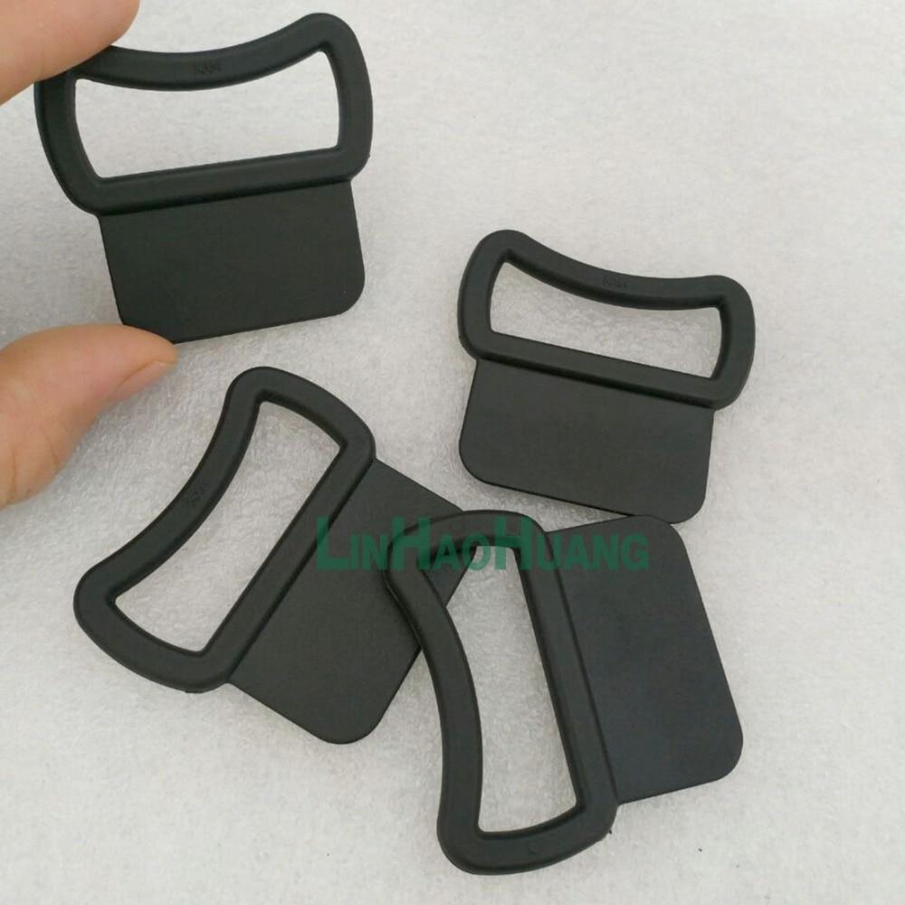 50pcs1lot Plastic D Ring Buckles For Hooks Backpack