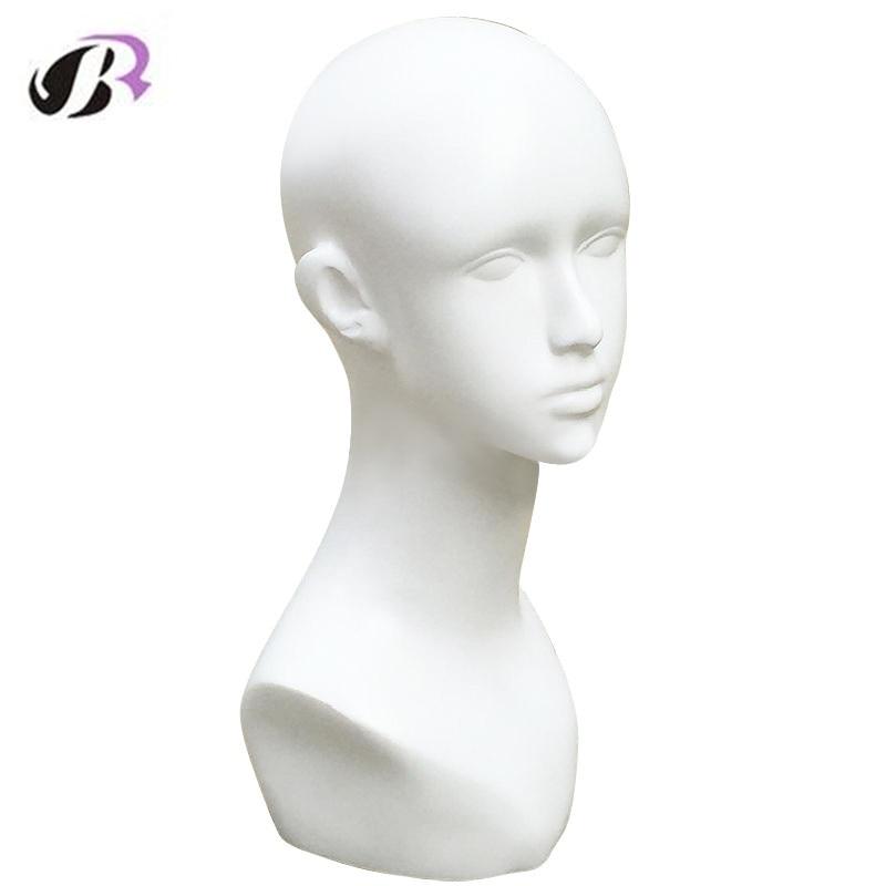 Besplatna dostava Muški gladak maneken glava model perika / šešir - Njega kose i styling - Foto 2