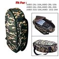 Shoulder Bag Backpack Bag Carring Case For JABO 2 Series RC Bait Boat Fishfinder