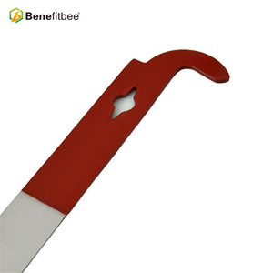Image 4 - למעלה מותג Benefitbee גידול דבורים כלים פתיחה וכלת מגרד עבור כוורת דבש סכין שמירת דבורה רב תכליתי כלי Apiculture