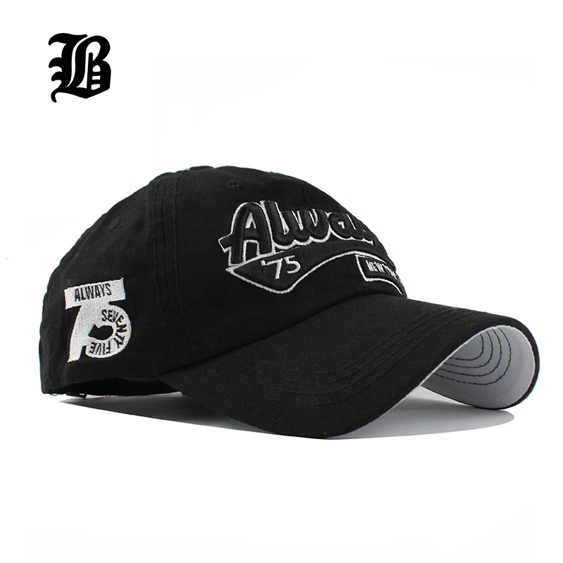 Snapback Hats Baseball-Caps Hip-Hop F232 Cotton Women Casquette Spring Embroider FLB
