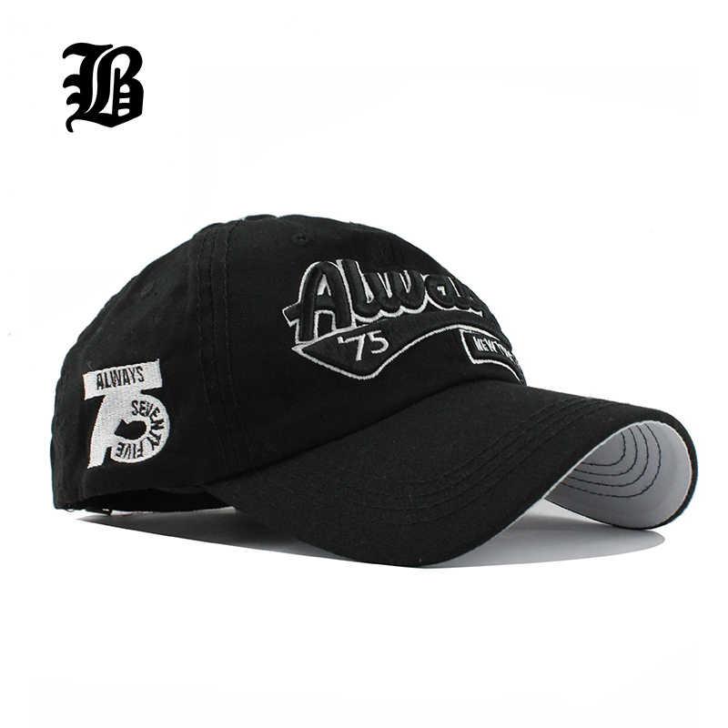 [FLB] الجملة الربيع عادية قبعات ترد لمكانها قبعات بيسبول الهيب هوب التطريز رسالة القطن قبعة للرجال النساء Casquette F232
