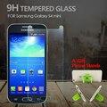 Protector de pantalla de cristal templado de cine para samsung galaxy s4 mini i9190 9 h resistente a los arañazos película protectora para s4 mini + 1 * stands