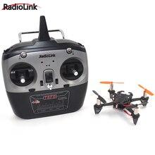 1 CONJUNTO F110 Mini Drone Quadcopter com T8FB 8CH RC Transmissor Radiolink