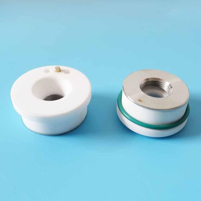 ФОТО precitec nozzle holder/precitec laser ceramic KT B2 Con 281330-P0571-1051-00001 factory wholesale 0-6000W