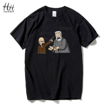 Walter White and Hodor Funny T-Shirt