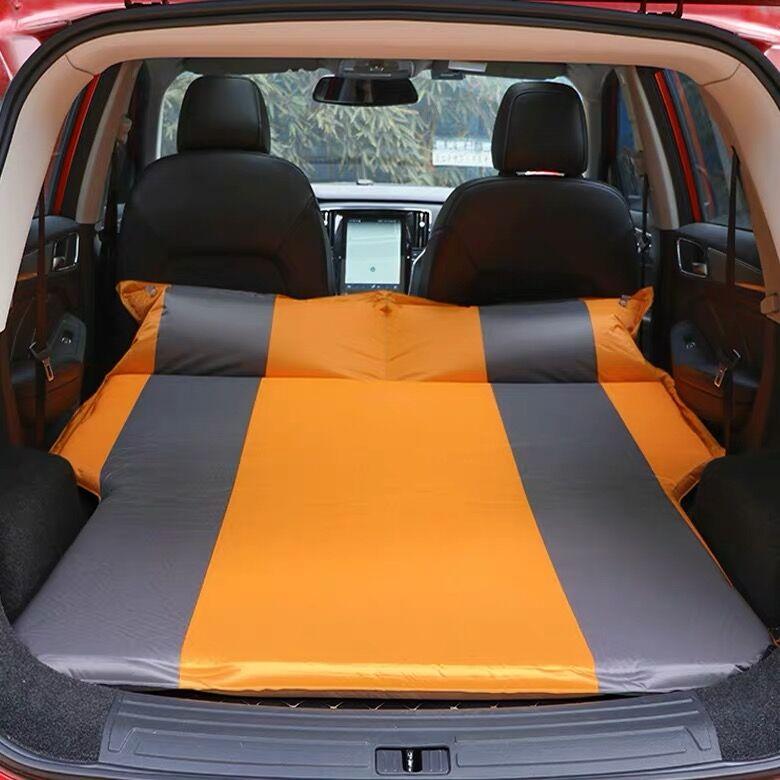 Надувной матрас для автомобиля SUV, кровать для кемпинга, надувной матрас для автомобиля, влагостойкая Подушка, надувной матрас для путешест... - 5