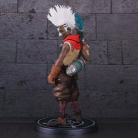 Free Shipping 8 Game Ekko the Boy Who Shattered Time Boxed 20cm PVC Action Figure Collection Model Toy Doll Gift