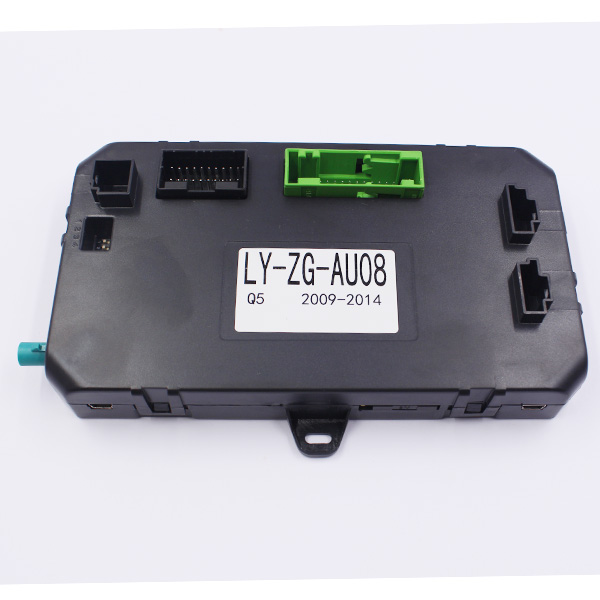 Complete Plug and Play Remote Start for Audi Q5 *Push To Start* 2009-2014