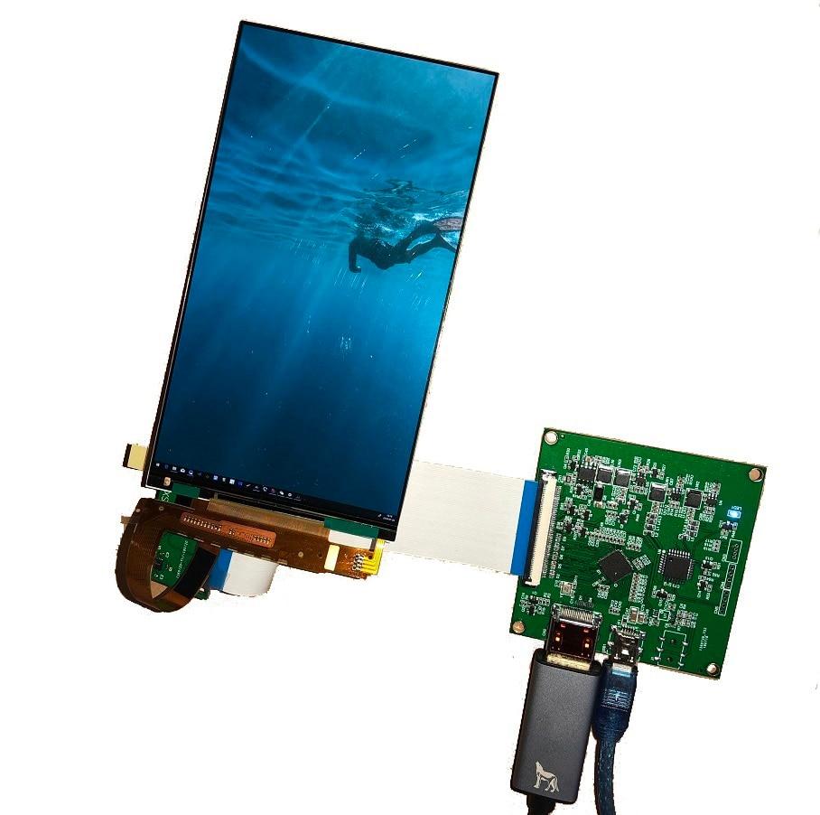Kit de carte contrôleur HDMI à MIPI bricolage + 1440x2560 IPS LCD LED écran de panneau 5.5
