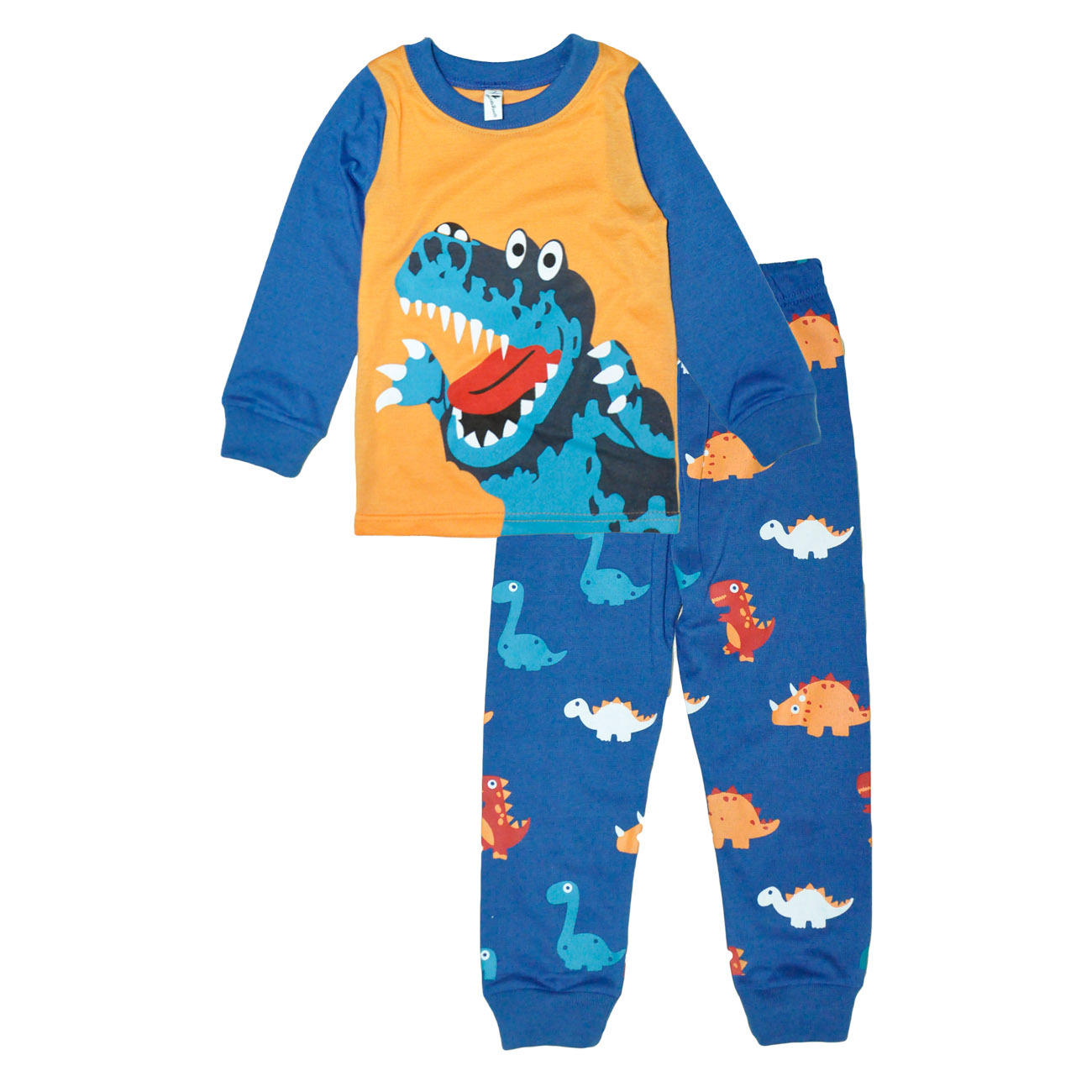 Kids Pajamas Sets Boys Dinosaur Pattern Night Suit Children Cartoon Sleepwear Children Pyjamas Kids 100% Cotton Nightwear 2-7Y дикинсон э стихи из комода